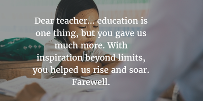 Show Your Appreciation With Retirement Quotes For Teachers Enkivillage