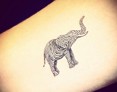 Elephant Tattoo What Does It Mean Enkivillage