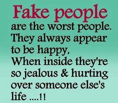 30 Best Quotes About Fake People Enkivillage
