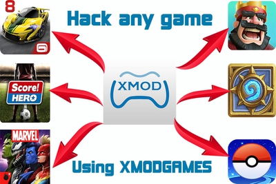 x mod game hack