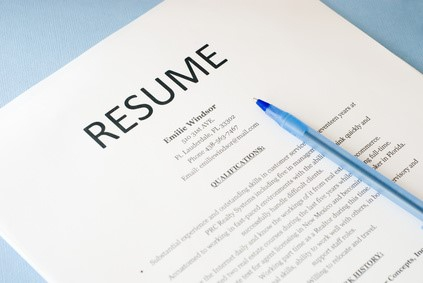 things you can include in your resume profile